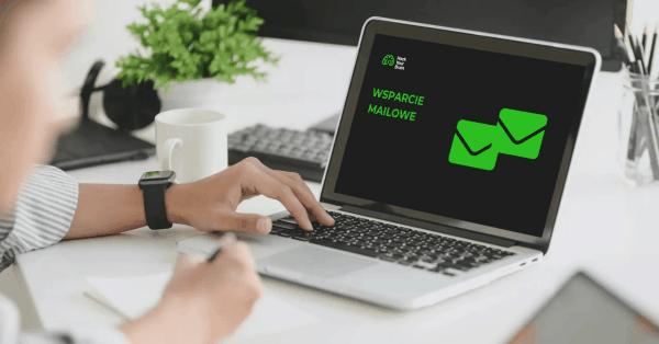 Usługi Wsparcie mailowe